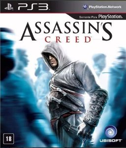 Usado Jogo PS3 Assassins Creed - Ubisoft