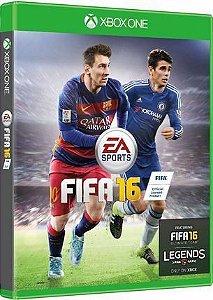 Usado Jogo Xbox One Fifa 16 - EA Sports
