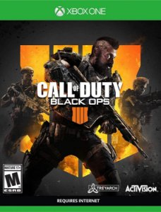 Usado Jogo Xbox One Call of Duty Black Ops 4 - Activision