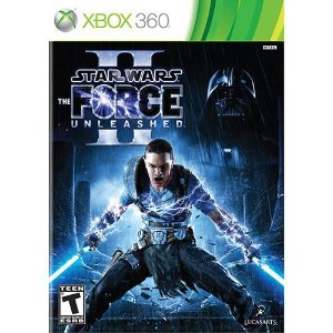 Usado Jogo Xbox 360 Star Wars The Force Unleashed 2 - Lucas Arts