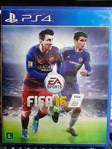 Usado Jogo PS4 FIFA 16 - EA Sports