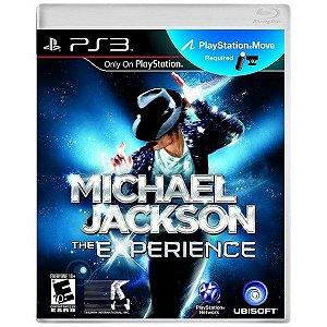 Usado Jogo PS3 Michael Jackson The Experience - Ubisoft