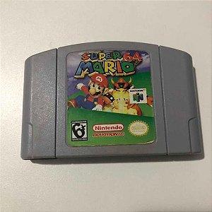 Usado Jogo Nintendo 64 Super Mario 64 - Nintendo
