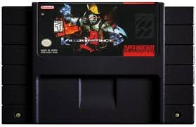 Jogo Super Nintendo Killer Instinct (SOMENTE O JOGO) - Nintendo