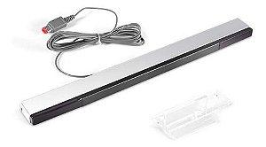 Usado Barra Sensor Wii e Wii U Sensor Bar Prata - Nintendo