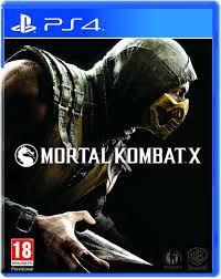 Jogo PS4 Mortal Kombat X - Warner Bros Games
