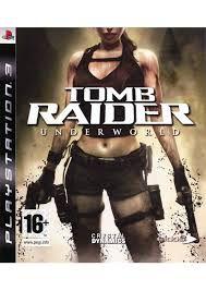 Usado Jogo PS3 Tomb Raider: Underworld - Square Enix