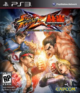 Usado Jogo PS3 Street Fighter X Tekken - Capcom