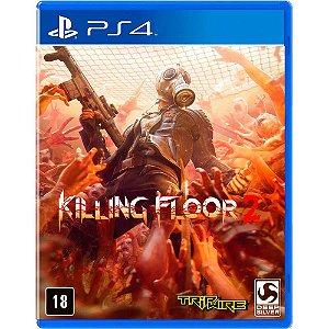 Usado Jogo PS4 Killing Floor 2 - Deep Silver