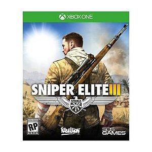 Usado Jogo Xbox One Sniper Elite 3 - 505 games