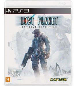 Usado Jogo PS3 Lost Planet: Extreme Condition - Capcom