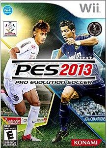 Usado Jogo Nintendo Wii PES 2013 - Konami