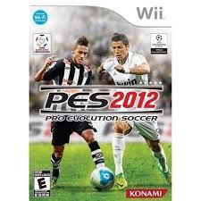 Usado Jogo Nintendo Wii PES 2012 - Konami