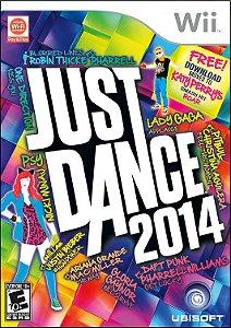 Usado Jogo Nintendo Wii Just Dance 2014 - Ubisoft