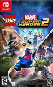 Usado Jogo Nintendo Switch Lego Marvel Super Heroes 2 - Warner