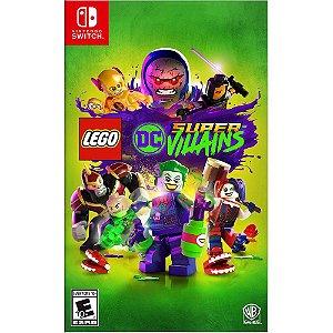 Usado Jogo Nintendo Switch LEGO DC Super-Villains - Warner Bros Games