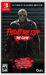 Usado Jogo Nintendo Switch Friday the 13th: The Game Sexta-feira 13 - Gun
