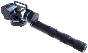 GVB Estabilizador Gimbal Portátil de 3 Eixos para Câmera Go Pro- GVB