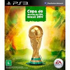 Usado Jogo PS3 Copa do Mundo da FIFA Brasil 2014 - EA Sports