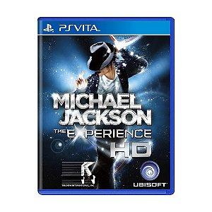 Usado Jogo PS Vita Michael Jackson: The Experience HD - Ubisoft
