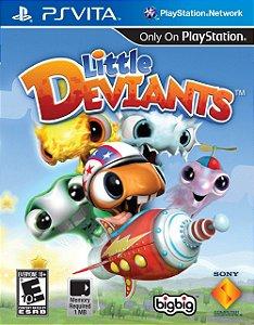 Usado Jogo PS Vita Little Deviants - Sony