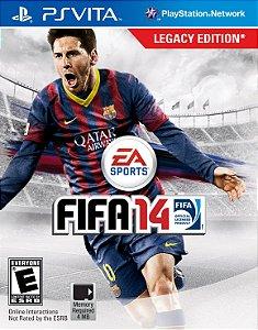 Usado Jogo PS Vita Fifa 14 - EA Sports