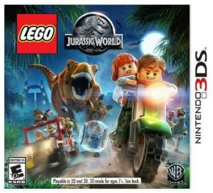 Usado Jogo Nintendo 3DS LEGO Jurassic World - Warner Bros Games