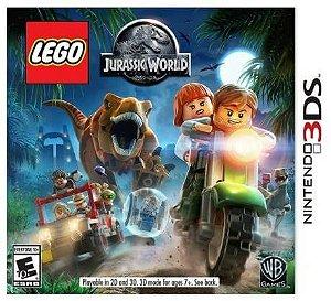 Jogo Nintendo 3DS LEGO Jurassic World - Warner Bros Games