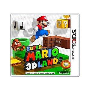 Usado Jogo Nintendo 3DS Super Mario 3D Land - Nintendo