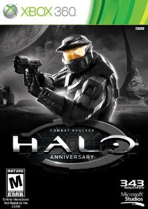 Usado Jogo Xbox 360 Halo Combat Evolved Anniversary - Bungie