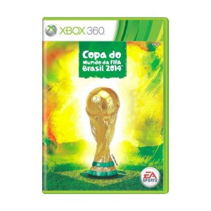 Usado Jogo Xbox 360 Copa do Mundo da Fifa Brasil 2014 - EA Sports