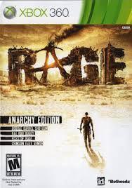 Usado Jogo Xbox 360 Rage - Bethesda