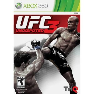 Jogo XBOX 360 UFC Undisputed 3 Pride em Português - THQ