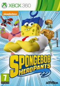 Usado Jogo Xbox 360 Nickelodeon Spongebob's Heropants - Activision