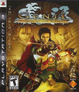 Jogo PS3 Genji : Days of the Blade - Sony