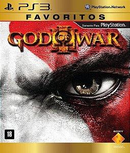 Usado Jogo PS3 God of War III  - Sony