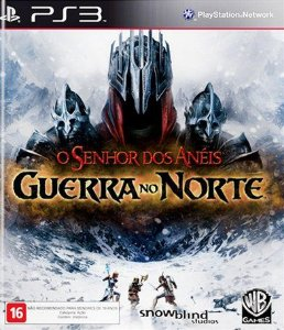 Usado Jogo PS3 O Senhor dos Anéis: Guerra no Norte - Warner Bros Games