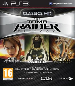 Usado Jogo PS3 The Tomb Raider Trilogy - Square-Enix