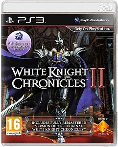 Usado Jogo PS3 White Knight Chronicles II - D3 Publisher