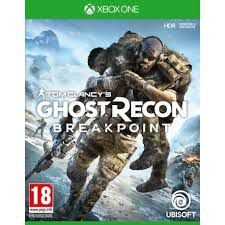 Usado Jogo Xbox One Tom Clancy's Ghost Recon: Breakpoint - Ubisoft