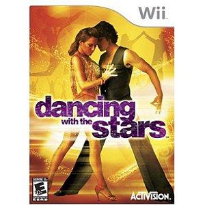 Usado Jogo Nintendo Wii Dancing with the Stars - Activision