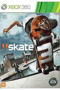 Usado Jogo Xbox 360 Skate 3 - Electronic Arts