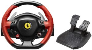 Usado Acessorio Volante Xbox One Thrustmaster Ferrari 458 Spider - Thrustmaster