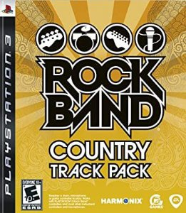 Usado Jogo PS3 Rock Band Country Track Pack - EA