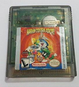 Usado Jogo Game Boy Color Marvin Contra-Ataca - Warner