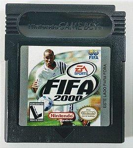 Usado Jogo Nintendo Game Boy Fifa 2000 - EA
