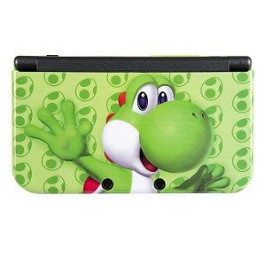 Case de Acrílico para 3DS XL Yoshi Verde - PDP