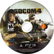 Usado Jogo PS3 SOCOM 4 loose - Sony