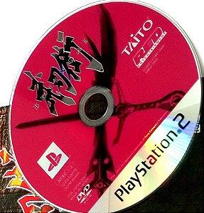 Usado Jogo PS2 Bujingai Japones - Loose - Sony