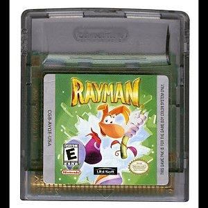 Usado Jogo Game Boy Color Rayman - Ubisoft